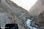 The road to Datong is rocky and curvy at times
