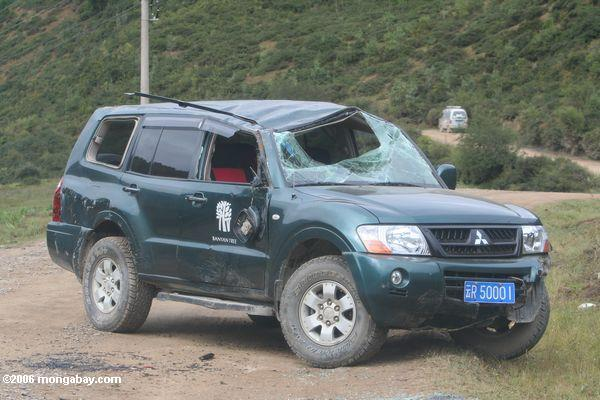 Autowrack in China