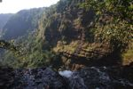View from the top of Tad Fane waterfall