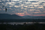 Early in the Golden Triangle and the Mekong River